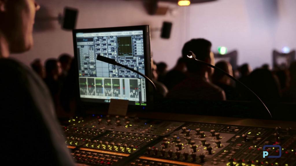 Curso control escénico avanzado control técnico iluminación del espacio