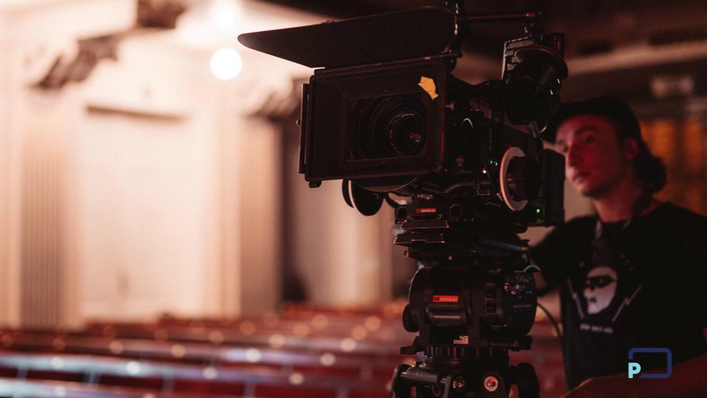 Curso control escénico avanzado grabación y cámaras